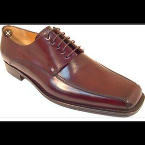 Men's Mezlan Linosa brown shoes
